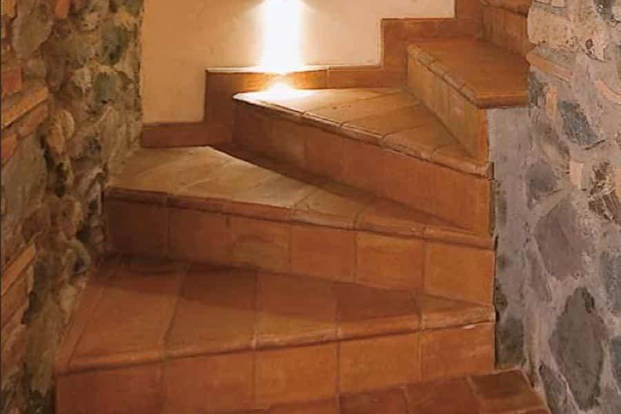 Gradini antico restauro battiscopa