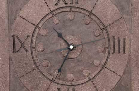 Orologi cotto Palmucci