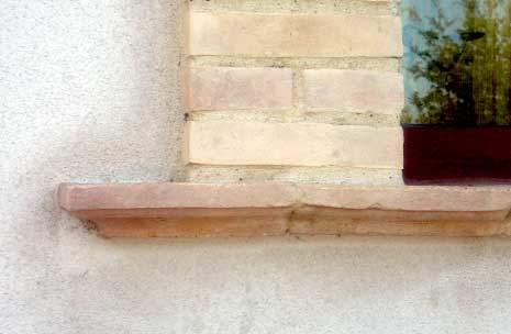 Soglie e davanzali in cotto per soglie finestre e - Soglie per finestre ...