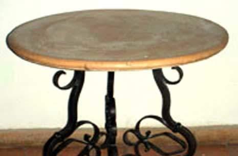 Tavoli cotto Palmucci
