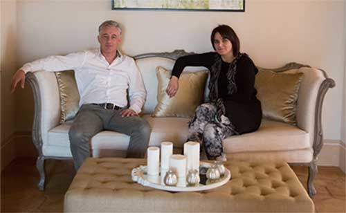 Foto Enrico e Francesca Palmucci