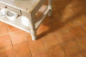 Finiture su pavimento Antico Restauro