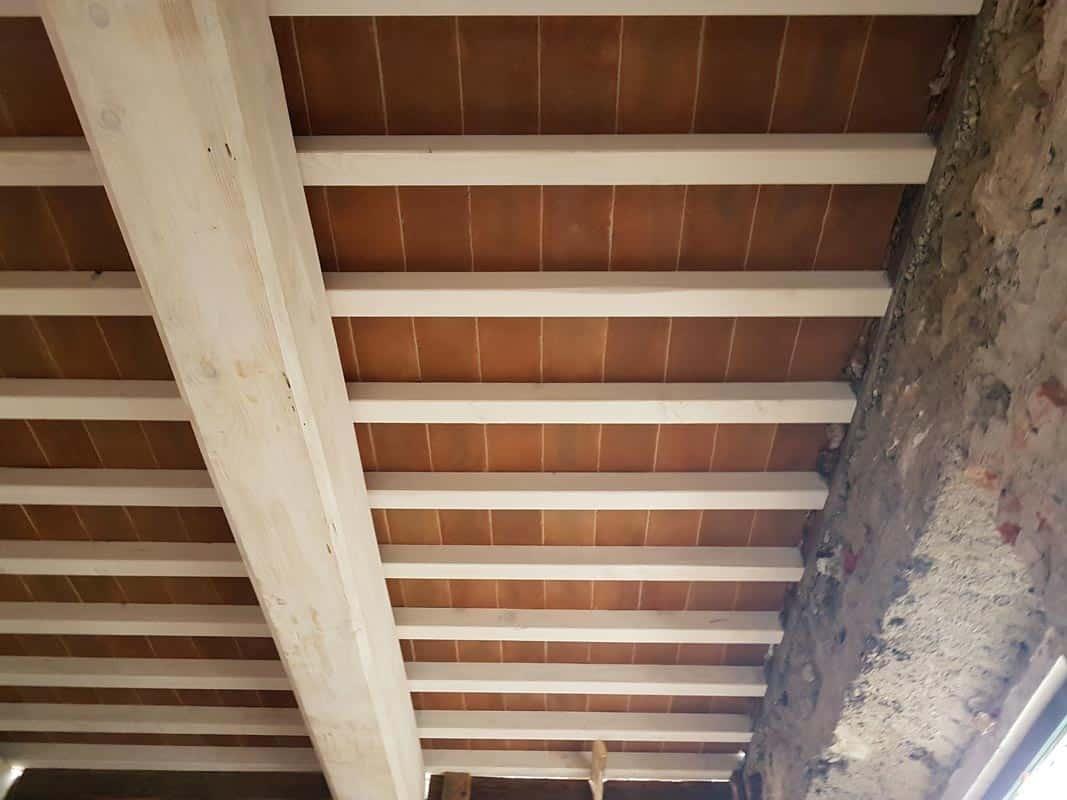 elegant handmade terracotta attic